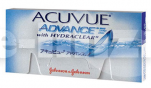 Контактные линзы ACUVUE Advance