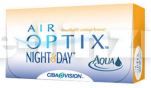 Контактные линзы AIR OPTIX Aqua NIGHT&DAY