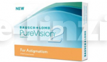Контактные линзы Pure Vision 2 HD for Astigmatism