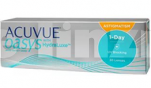 Контактные линзы 1-Day ACUVUE OASYS for ASTIGMATISM